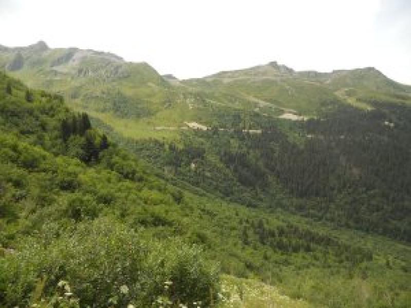 Autour de la Montagne des Fanges